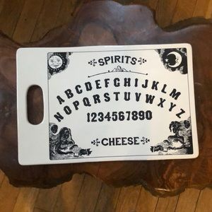 Magenta Ouija Cheese Board 🔮